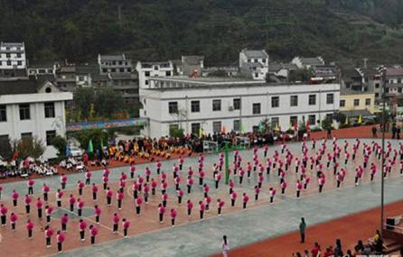 老县镇中心小学